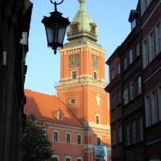 Małgorzata jest autoryzowanym przewodnikiem po Zamku Królewskim w Warszawie.