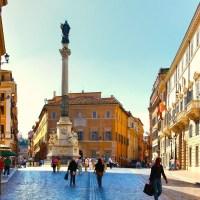 Velkommen til Rom