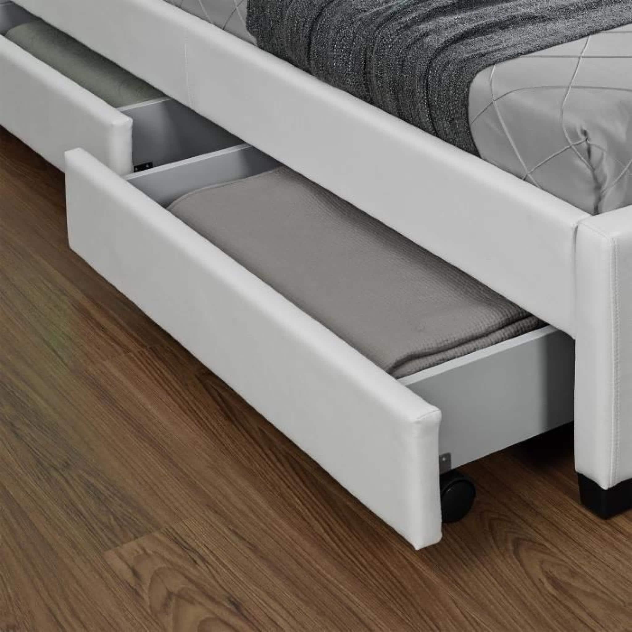 quel lit avec rangement choisir