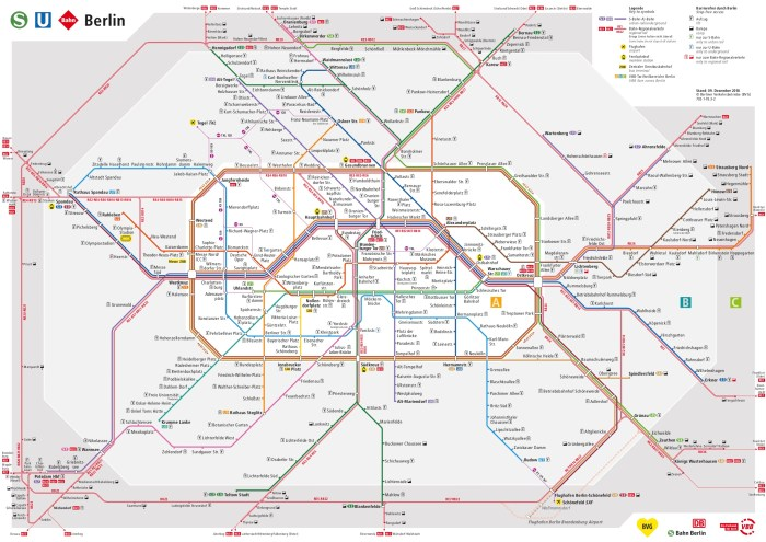 U Bahn Berlin Map S Bhan
