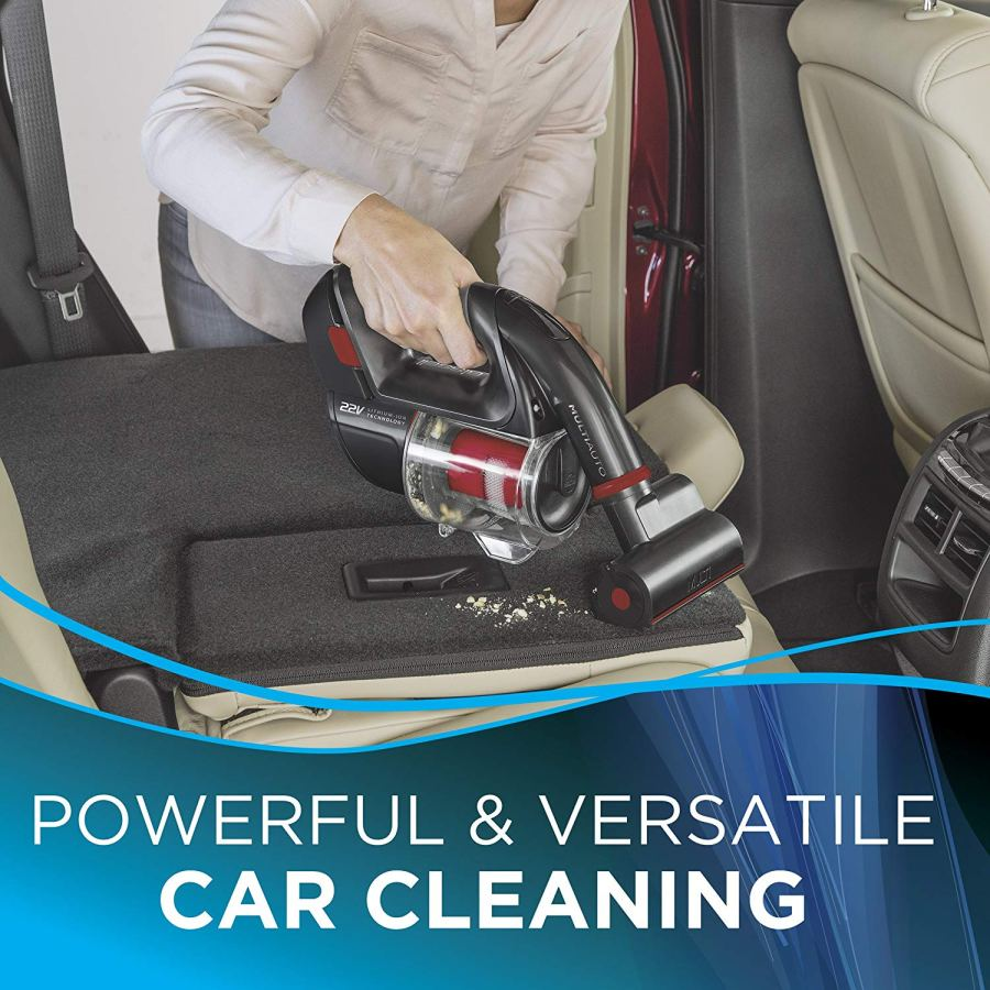 bissell car vacuums cordless