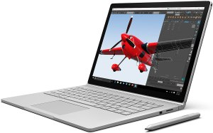 Microsoft Surface Book SX3-00001 Laptop (Windows 10, Intel Core i5, 13.5