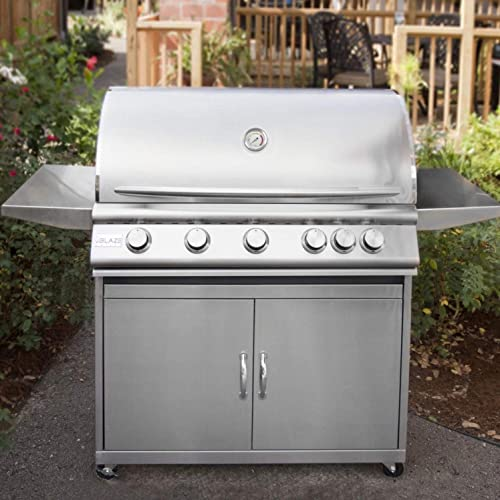 where are blaze grills made