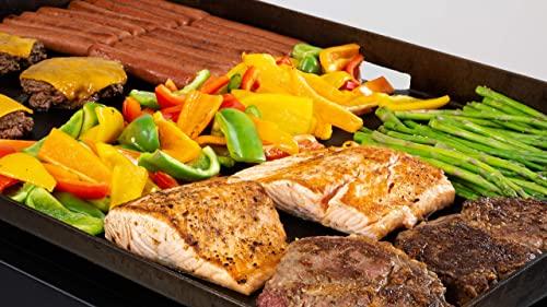 2-burner - Propane Fueled - Restaurant Grade - Professional Quality