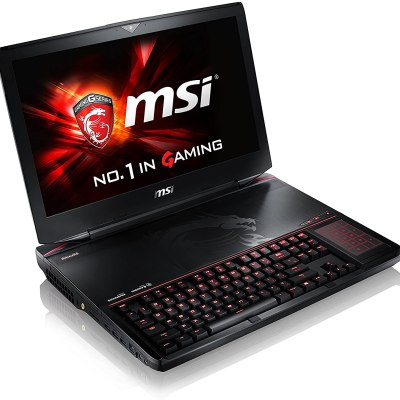 MSI GT80S 6QE Gaming Laptop Review