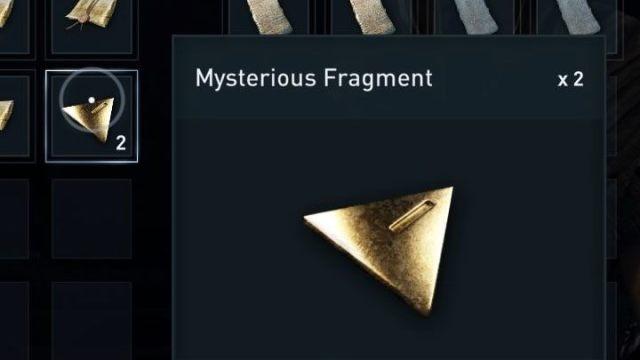 Таинственные Фрагменты необходимы в процессе обновления Копья - Как обновить Копье Леонидаса в Assassins Creed Odyssey? - FAQ - Руководство по Одиссею
