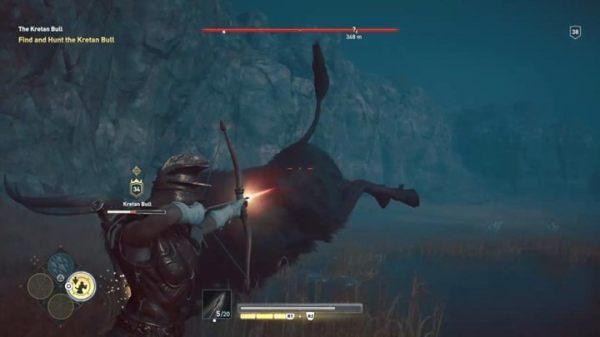 The Kretan Bull (Messara) - Hunting for Seven Beasts in ...
