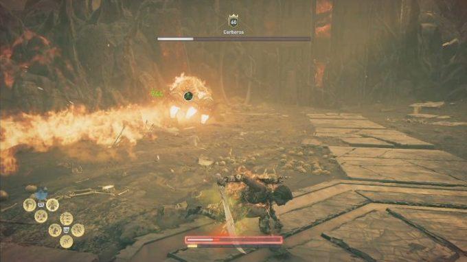 Cerberos Boss Fight In Aco Fate Of Atlantis Assassin S Creed Odyssey Guide Gamepressure Com