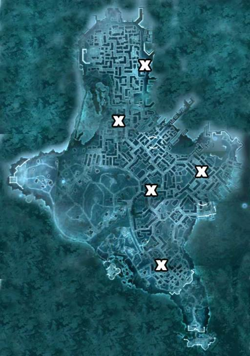 New York - Frontiersman (set 3) - Clubs' challenges - Assassins Creed III - Game Guide and Walkthrough