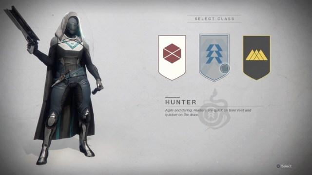 Hunter - Character classes | Gameplay basics - Gameplay basics - Destiny 2 Game Guide