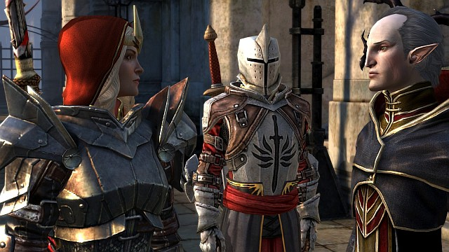 Image result for dragon age 2 mage and templar