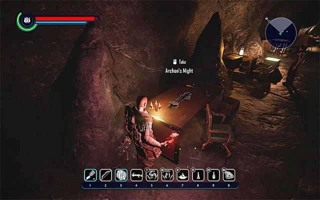 Esta arma se encuentra en el escondite de The Claws que se encuentra en las alcantarillas debajo de Domed City en Abessa - Artículos legendarios en Elex - Listas - Elex Game Guide