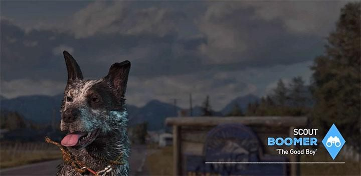 Boomer is the first specialist in Far Cry 5 - Specialists in Far Cry 5 (Companions) - Guidebook - Far Cry 5 Game Guide