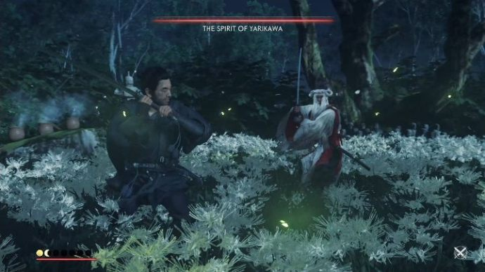 Ghost of Tsushima: The Spirit of Yarikawa boss fight walkthrough ...