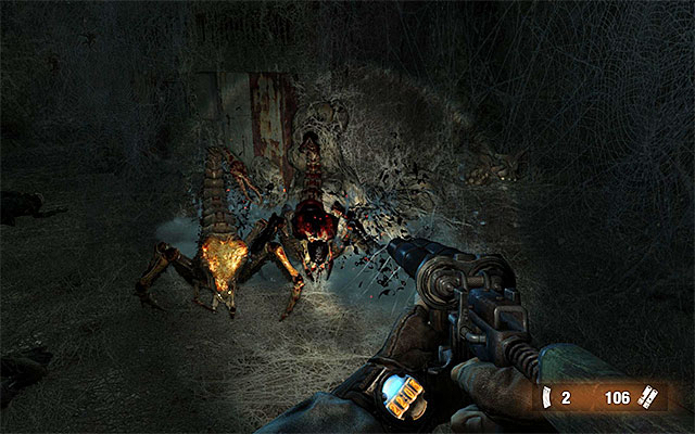 Fighting The Monsters Valuable Hints Metro Last Light