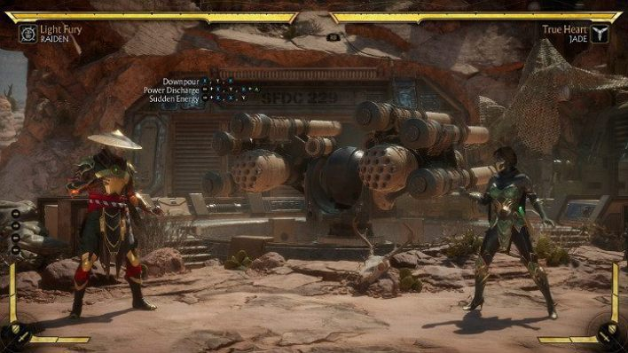 Go to Mortal Kombat 11s practice mode and choose moves that interest you the most - Combos in Mortal Kombat 11 - Combat guide - Mortal Kombat 11 Guide and Tips