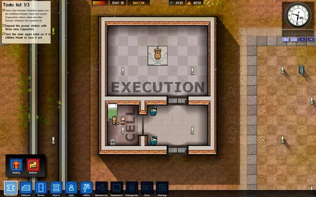 Floor Plan Likewise Together Shop Prison Architect Kitchen