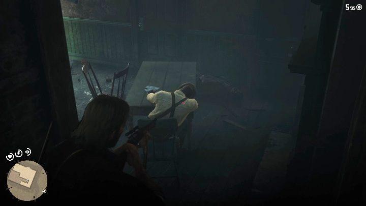 На ферме вы должны есть в подвале - Усадьбы - Карты сокровищ в Red Dead Redemption 2 - Карта сокровищ - Red Dead Redemption 2 Guide