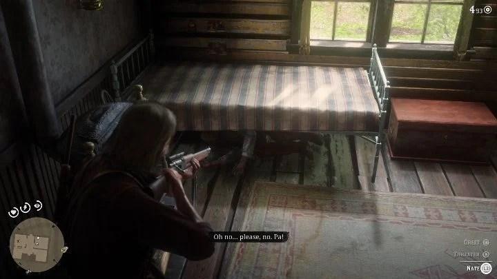 Ваш следующий шаг будет запугивать другого человека - Усадьба Stashes - Карты сокровищ в Red Dead Redemption 2 - Карта сокровищ - Red Dead Redemption 2 Guide