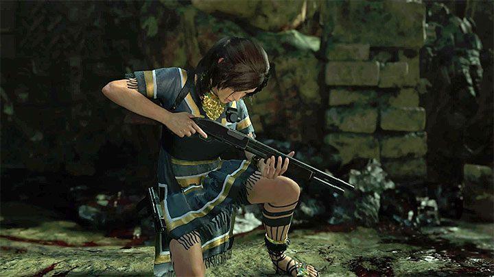 2 - Как получить дробовик в Shadow of the Tomb Raider Game?  - FAQ - Тень игры с гробницей