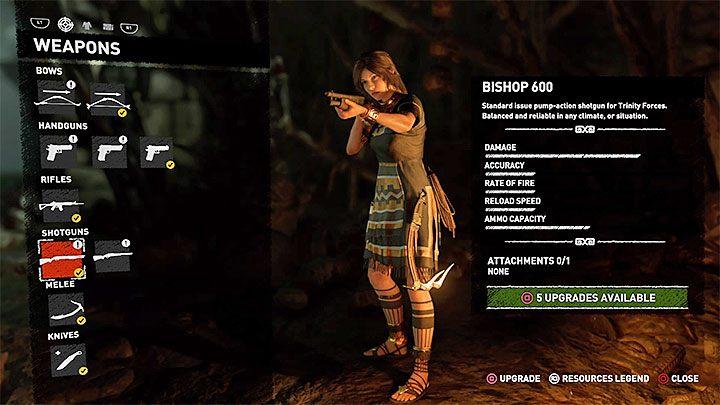 Сцена будет сработана, во время которой Лара автоматически обыскивает тело и получает пистолет Бишоп 600 - Как получить дробовик в Shadow of the Tomb Raider Game?  - FAQ - Тень игры с гробницей