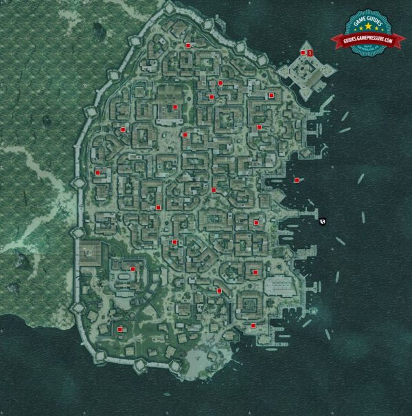 Chests | Havana - collectibles - Assassin's Creed IV ...