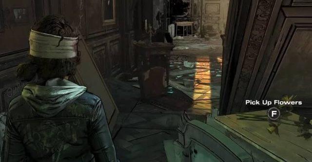 Секрет №2 - Секреты |  Эпизод 1 The Walking Dead Последний сезон - Эпизод 1 - Готово Бег - The Walking Dead The Final Season Game Guide