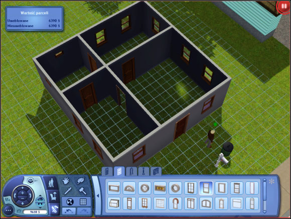 Your Own Mansion Games Build