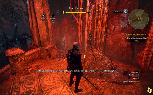 master mirror,the witcher,gaunter o'dimm, [Guida] The Witcher 3 : L'enigma di Master Mirror