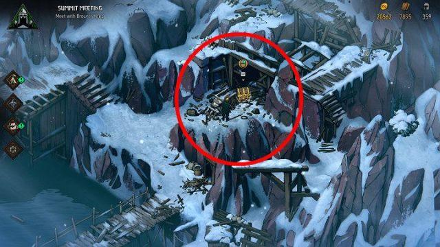 Поражение нескольких монстров, чтобы получить сокровище нет - Скрытые сокровища сундуки в Махакаме |  Thronebreaker The Witcher Tales - Карты скрытых сокровищ - Тронно-разбойник The Witcher Tales Guide