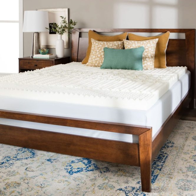 Memory Foam Mattress Topper Thickness