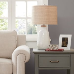 how to pick the best table lamp for your bedroom - overstock