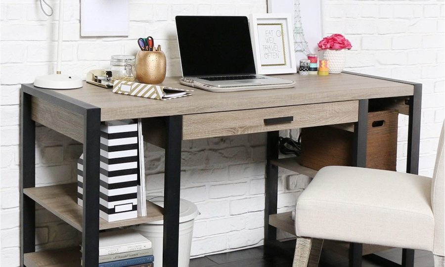 5 Best Pieces of Office Furniture for Small Spaces   Overstock com Best Office Furniture for Small Spaces