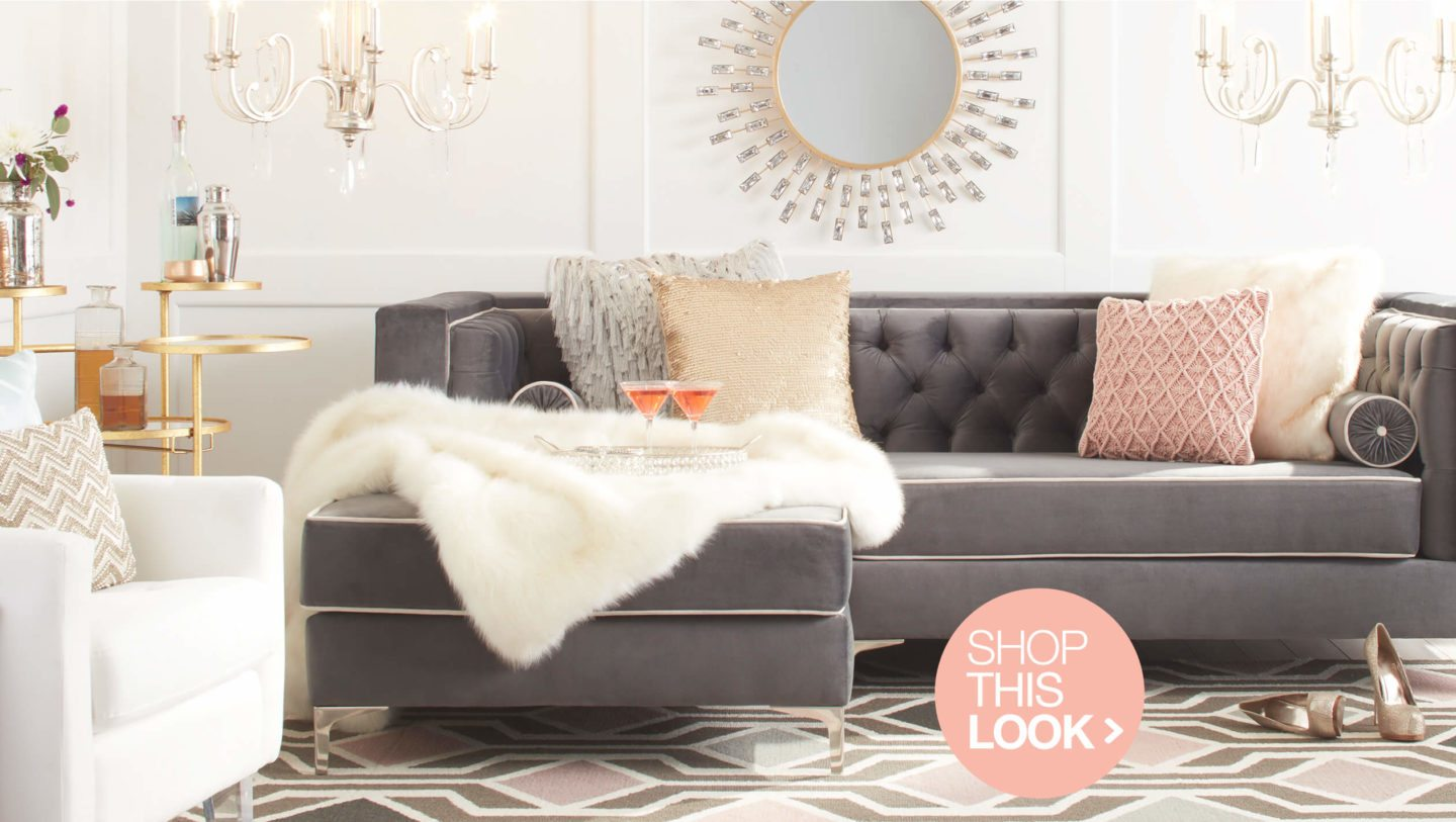 Hollywood Inspired Furniture