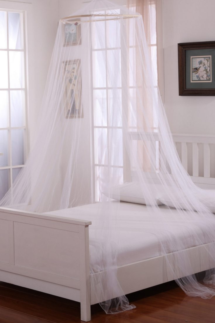 how to install a bed canopy in 5 easy