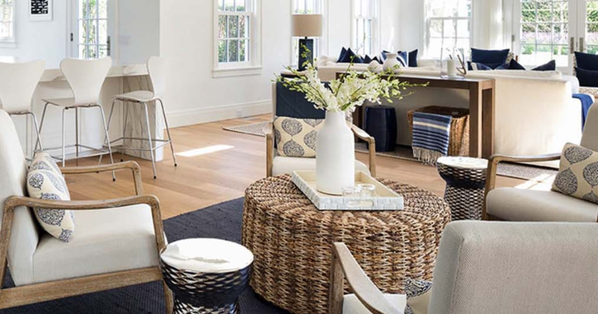 Go Coastal With These Nantucket Style Decorating Ideas
