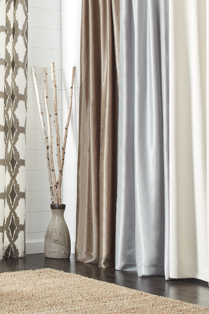 The Best Types Of Fabric Curtains For Your Home Overstock Com