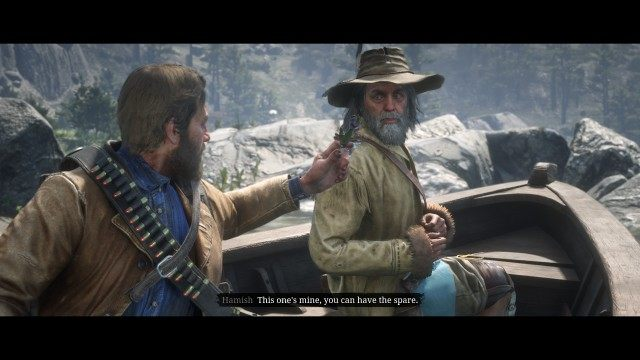 The Veteran, Red Dead Redemption 2 Mission