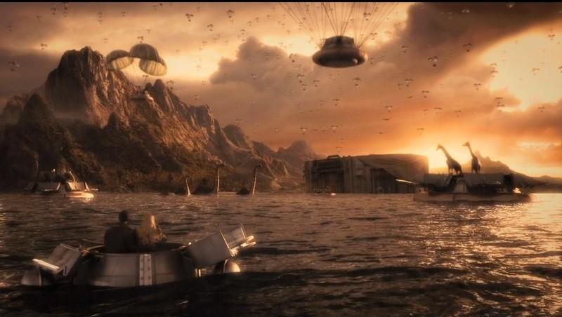 Sky Captain & The World of Tomorrow 2