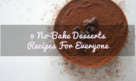 no-bake dessert recipes