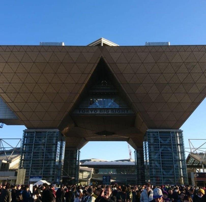 ultimate otaku experience tokyo japan big sight