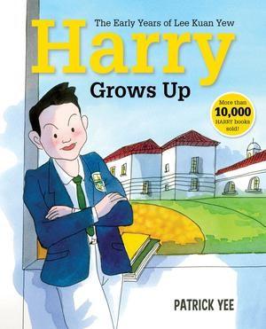 Playhao The Early Years of Lee Kuan Yew Harry Growing Up
