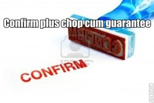 confirm+plus+chop