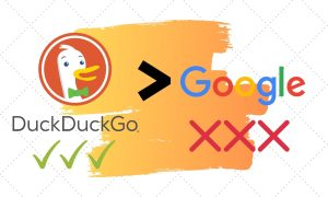 DuckDuckGo Search Engine Cover Image