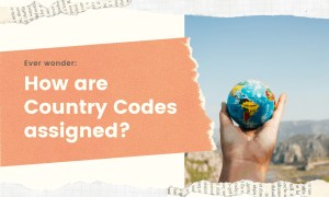 How are country codes assigned
