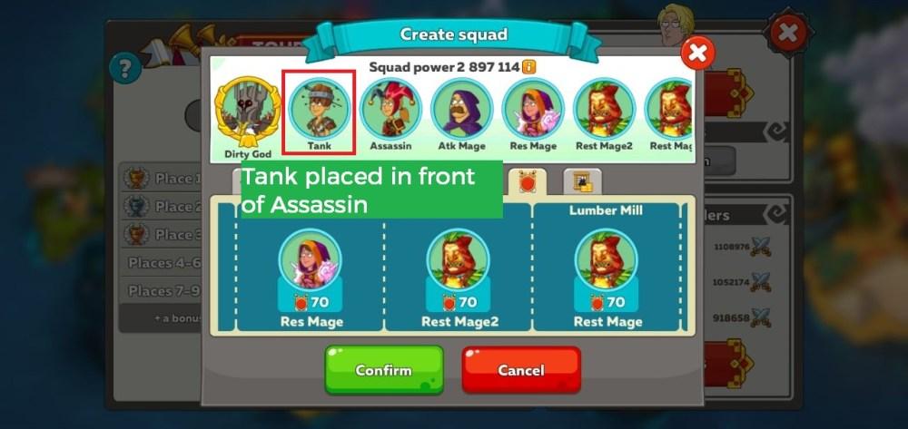 HC my.com Tank Assassin Order