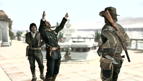 Image result for Red dead redemption mexican army