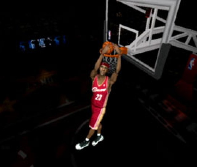 Refer To The Charts Below For A Quick Thumbnail Of The Controls And Some Of The Things That You Can Do In The Slam Dunk Contest