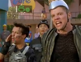 Hey McFly you bojo!