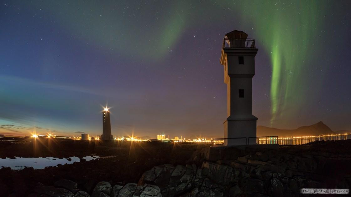 Northern Lights Activity Iceland